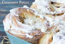 Cinnamon Rolls / Cinnamon Rolls!