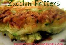 Zucchini! / DELICIOUS RECIPES USING ZUCCHINI