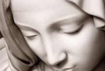 The Blessed Virgin Mary / I pray to the BVM every day