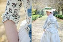 Fashion: Colonial-esque / by Alyssa Hollingsworth