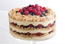 A Trifle Extraordinary / Well it's trifles. That's it really. The BEST trifles.