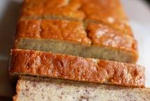 ++ à pain éclair ++ / Quick breads. / by Renée G.