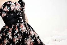 dresses / by Zanna Fung