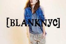 Blank NYC Jeans 2012-2013 Fall/Winter