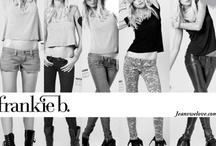Frankie B. Jeans Fall/Winter