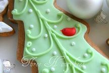 Christmas Cookies / Christmas cookies and biscuits