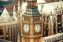 London / Photos of England & Ireland.