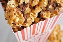 Popcorn / All things popcorn. Lots of flavours.