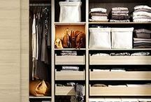 Organisation / Organisation - your home, your office, your life. Be more organised.