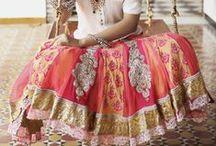 Indian Inspiration / Indian & Pakistani fashion / by Nurain Alicharan