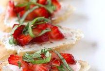 Appetizers, Dips & Bruschette