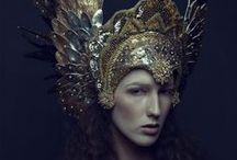 Headdress / You deserve to be crowned.