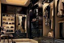 Master Walk-In Closet Remodel / by Aariel Jones