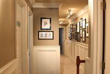 Hallway Remodel / by Aariel Jones