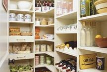 Perfect pantry / pantry organisation ideas