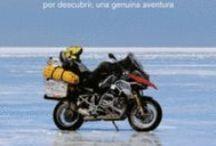 Motos - Motocicletas - Viajes en Moto - Mecánica - Motos históricas - Libros / Libros de Motocicletas - Motociclismo - BMW - Viajes en Moto - Aventuras en Motocicleta - Librería Central Librera, calle Dolores 2 Ferrol Tfno 981 35 27 19 Móvil 638 59 39 80