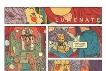 Graphic Novels + Storytelling