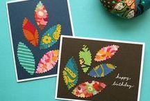 Leaf/Feather card it!