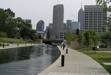 Our Southern Neighbor, Indianapolis / Check out what's going on just south of our border in Indy, our state capital. Just 20- 30 minutes south of Carmel.