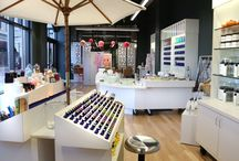 Pamper Yourself / Spas and Salons around the Carmel area to treat yourself.