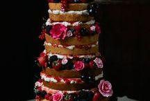 Wedding cakes / wedding cakes big and small