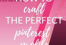 Pinterest / All things Pinterest, social media, pins