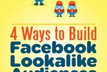 Facebook tips / All things Facebook connected, Facebook tips, how to grow Facebook followers, social media marketing on Facebook
