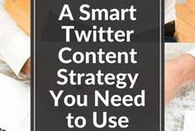 Twitter tips / Twitter marketing, how to grow your Twitter following, Twitter as a lead magnet, Twitter for your small business,