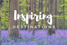 Inspiring // Destinations / Group travel board for travel enthusiasts, dreamers and wanderers! Just travel related pins from your beloved destinations.  And, most importantly, everyone is welcome! Follow us and write us a message or comment on our recent pin to join this great travel community. ☺✌