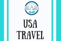 USA & Mexico Travel / Travel guides and inspiration for the United States and Mexico including road trips, best places to visit in the USA, city guides, vacation spots, travel itineraries, day trips and more. Everything you need to organise your next trip to any of the 50 states in the USA including California, Nevada, Tennessee or a sunny vacation in Mexico!