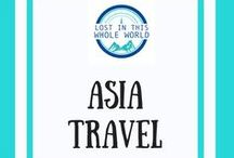 Asia Travel / Travel itineraries, tips, guides and inspiration for your next trip to Asia including best places to visit in Asia, city guides, vacation spots and day trips. Everything you need to organise your next trip to Thailand, Indonesia, Vietnam, Cambodia and the rest of South East Asia, Japan, China and more.