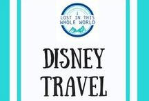 Disney Travel / Everything you need to know about Disney travel including visiting Disneyland Paris, Disneyland Resort Anaheim California, Shanghai Disney, Tokyo Disney, Walt Disney World, Florida and Disney Cruises. Tips, tricks and  hacks including what to see in Disney, how to visit Disney on a budget, parades, rides and what to avoid at Disney.