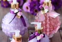 Pretty Room Sprays & Soaps