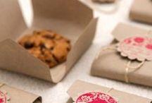 DIY Cookies/Pie Packaging ❤ / Surprise your friend with beautiful DIY packed cookies!