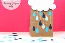 Baby Shower Paper Bags