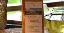Tee trinken ~ Gartenkräuter / Handverlesene fränkische Kräutertees zur Erfrischung, Entspannung und für die Seele