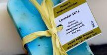 Seife ~ handmade / Kräuterseifen, natürliche Sauberkeit, Körperpflege auf Naturbasis