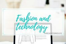 Fashion & Technology / Interesting facts and news about the intersection between Fashion and Technology. Fashion, textiles, clothes, accessories, garments, technology, wearables, innovation, fash&tech, software, app, web, materials.