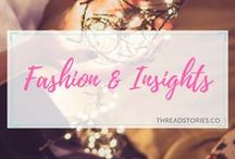 Fashion & Insights / Thoughts and reflections on Fashion and Personal Development. Fashion, coaching, motivation, reflection.