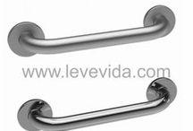 Acessibilidade Que Se Faz Com Qualidade - Linha Inox / Soluções em inox para acessibilidade.