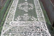 street carpet ideas