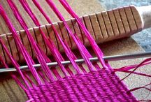 looms and weaving