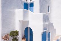 Cyclades' Architecture