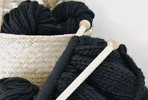 Pretty Knitting / Mooie breiwerken en ideeën samengebundeld op één bord