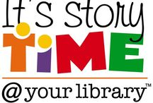 Storytime (Library) Crafts / by Michelle Rohrbach
