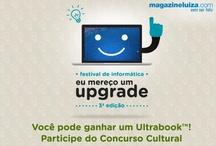 Concursos da Lu / Aqui você fica por dentro de todos os Concurso Culturais que estão acontecendo!