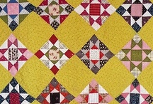 Antique Vintage Quilts Textiles / anything and everything to do with antique and vintage quilts and textiles!! / by Trish Robinson