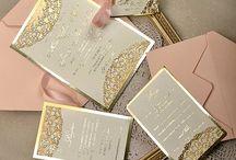 Wedding - Invitation ideas
