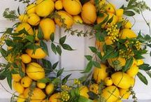 Lemons! Oranges! Limes! / Anything and Everything relating to Lemons and Oranges and Limes!!!! / by Trish Robinson