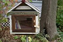 Libraries / by Kim Pimental